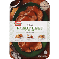 Hormel Roast Beef, Sliced, & Gravy
