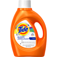 Tide Plus Detergent, Bleach Alternative, Original