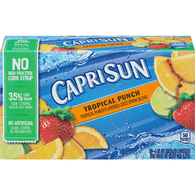 Capri Sun Tropical Punch