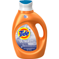 Tide Plus Detergent, Ultra Stain Release, HE Turbo Clean, Original