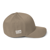 RESURGENCE + Side Flag Off-Centered Flexfit Structured Twill Cap (7 colors available)