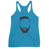 Robby Face Women's Racerback Tank (no RD Logo on back)