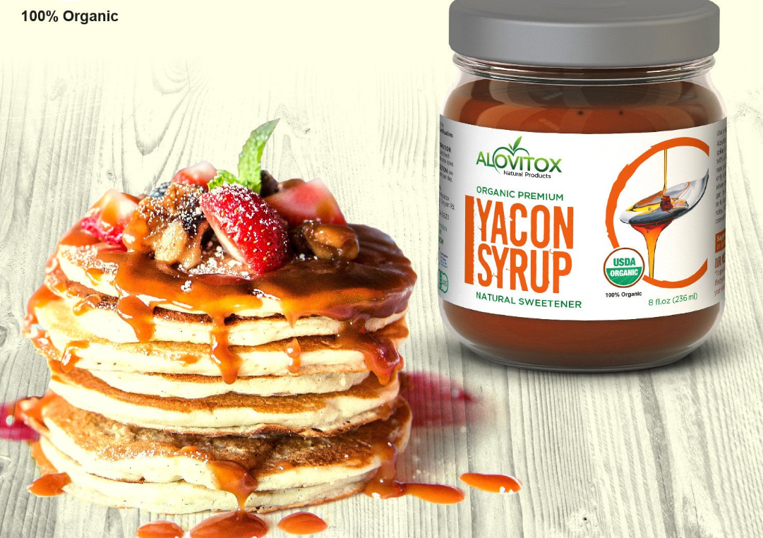 Yacon Syrup and Weight Loss | Blog | Alovitox Superfoods