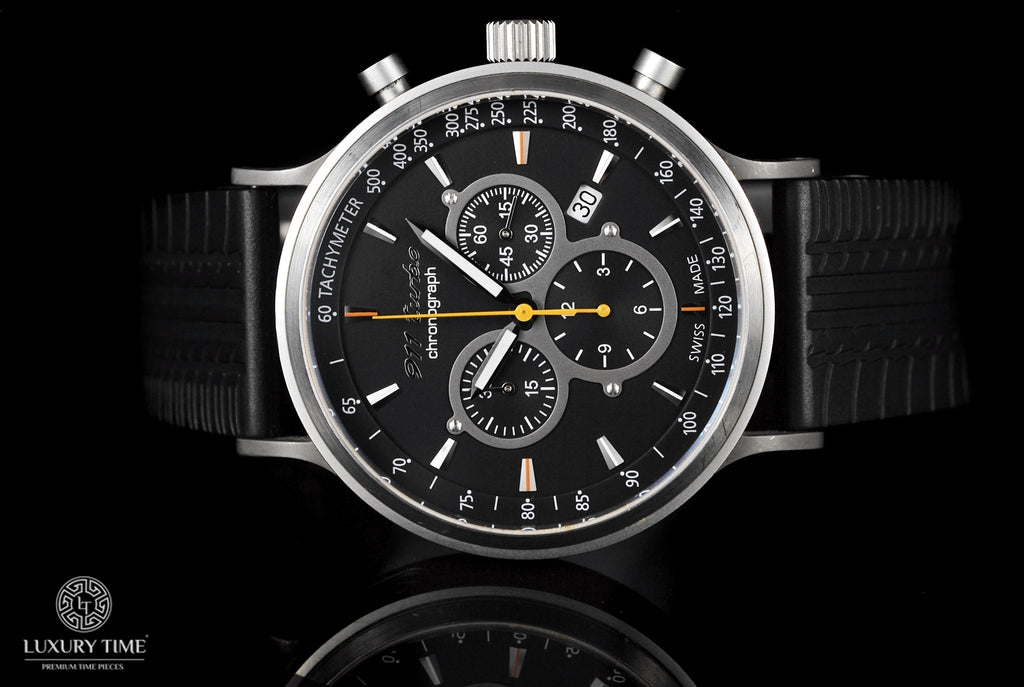 Porsche Chronograph 911 Turbo Mens Watch