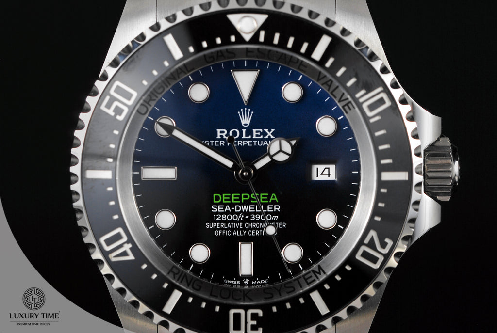 Rolex Deepsea Deep Blue Men's Watch