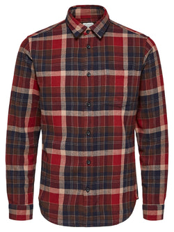 Selected Homme Carter Check Shirt