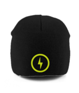 Bolt Pull-On Beanie (Yellow)