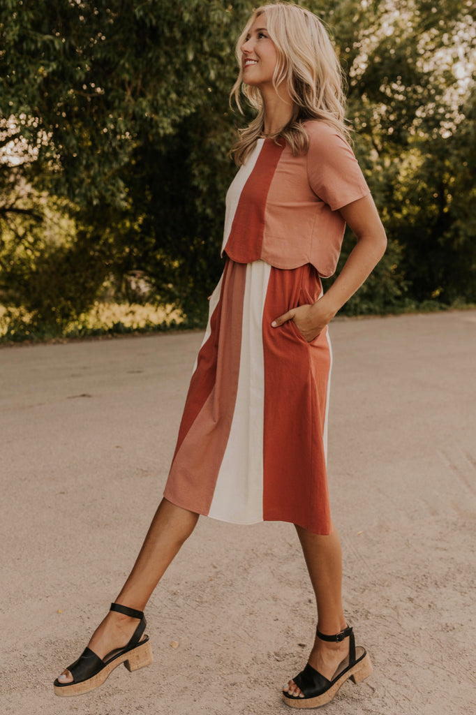 Summer Festival Dress Outfit | ROOLEE