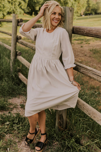 Grey Bridesmaid Dress | ROOLEE