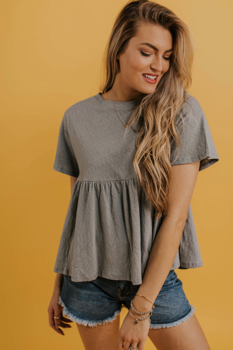 Babydoll Top Outfit Ideas | ROOLEE