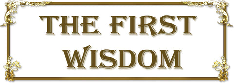 The First Wisdom - Part 1 - [RUSS]