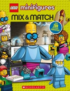 LEGO ICONIC LEGO MINIFIGURES MIX & MATCH