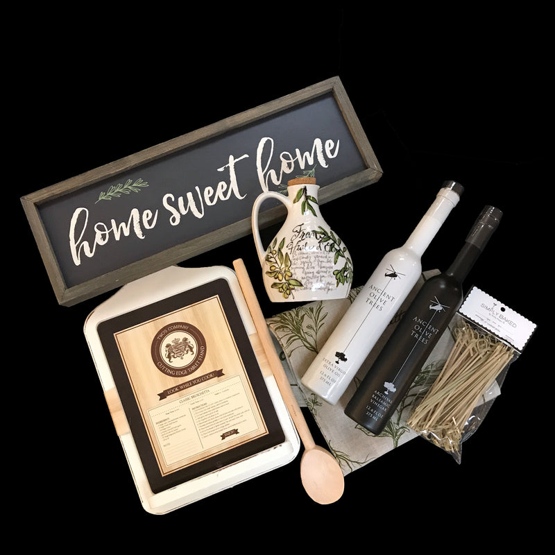 Gourmet Chef Gift Basket