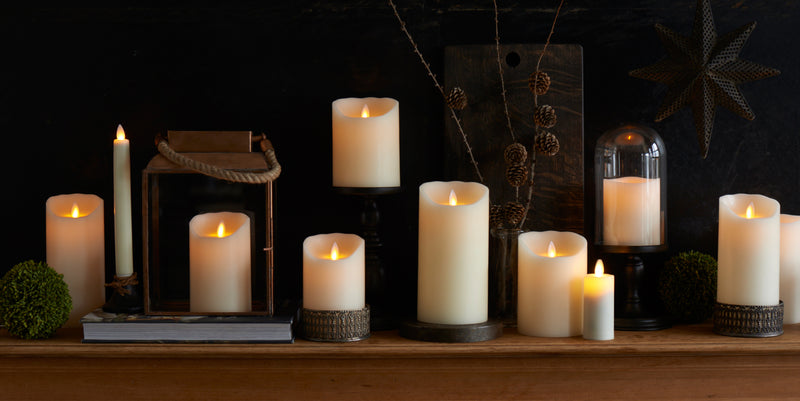 LightLi Moving Flame Flameless Candle
