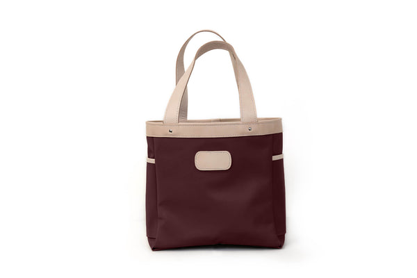 Jon Hart Left Bank Tote #511 Shown in Burgundy