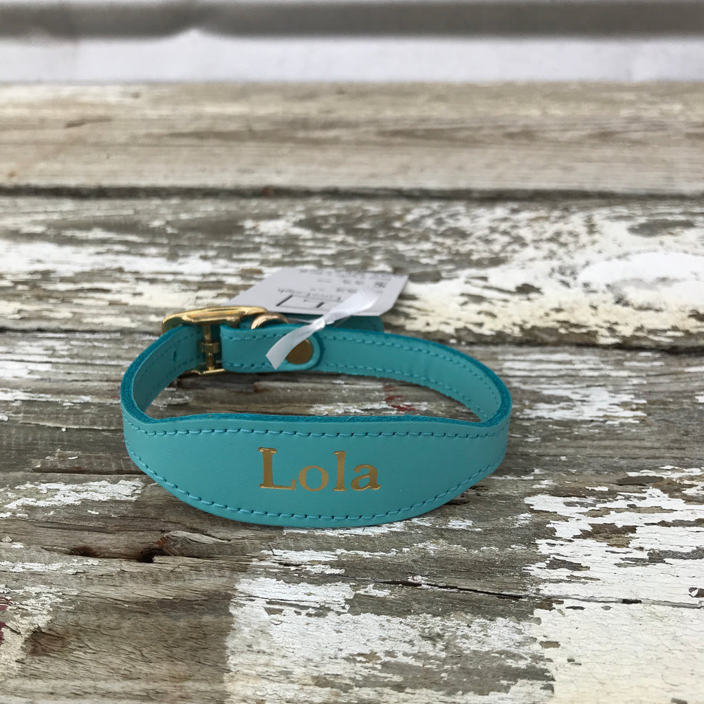 Small Pet Collar - Store Sample