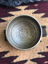 Om Lotus Tibetan Singing Bowl