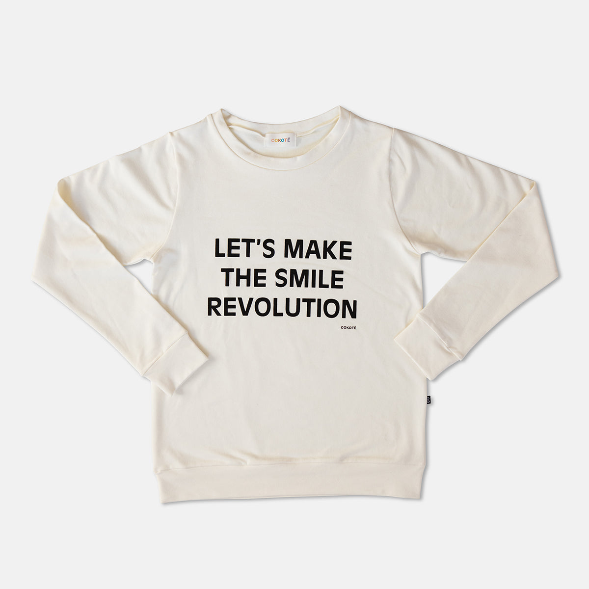 Adult Smile Revolution Sweatshirt