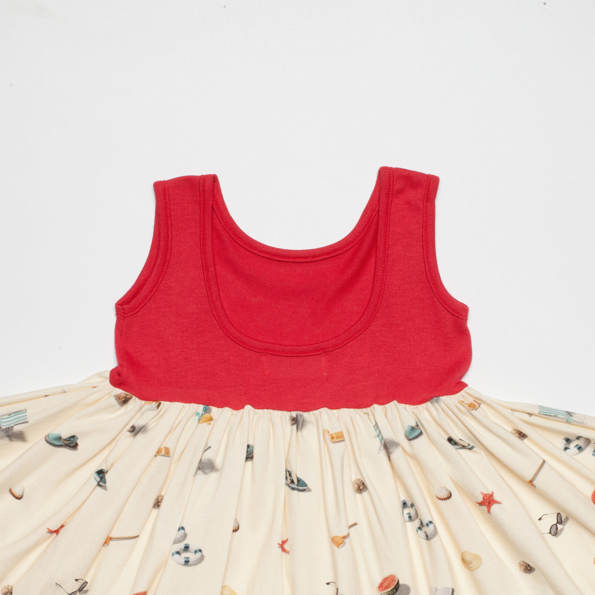 Red Beach Dress - 21€ (Antes 42€)