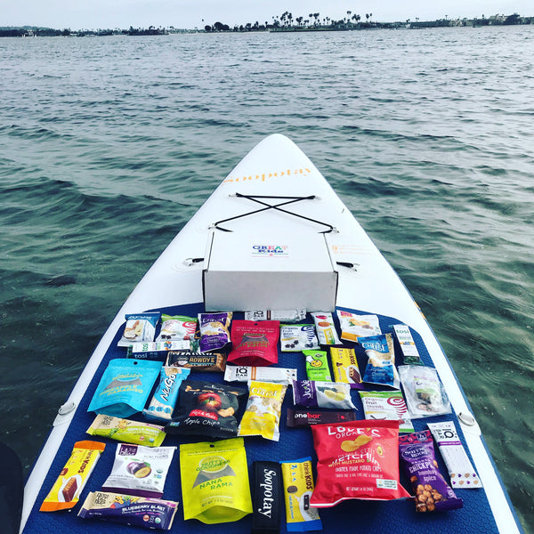 Healthy Snacks for Summer Adventures