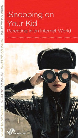 iSnooping on Your Kid: Parenting in an Internet World