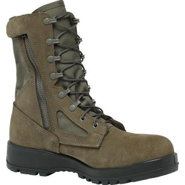 Belleville 639Z CT Hot Weather Side-Zip Composite Toe Boot