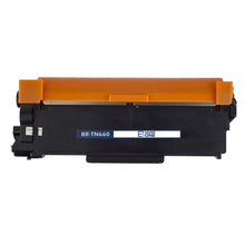 High Yield Toner Cartridge Replacement for Brother TN660 TN630 (Black, 2-Pack)