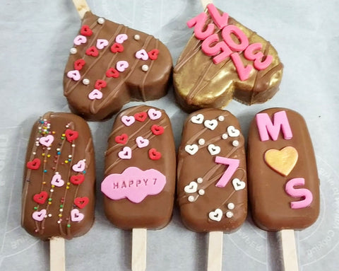 Love Browniesicle Box of 6