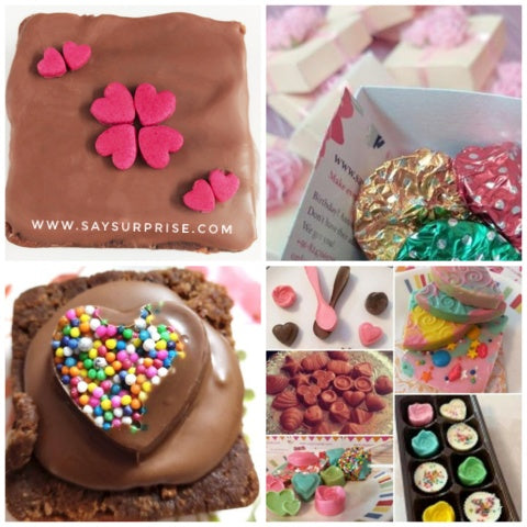 Brownies & Chocolates Mini Giftbox