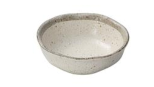 Japanese Clay Ceramics Handmade -Dish medium