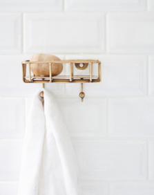 Sibella Court Compass Soap Caddy