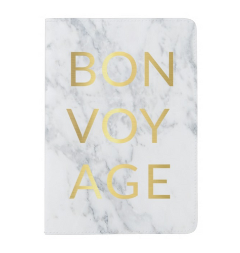 Bon Voyage Passport Cover | numinous.co