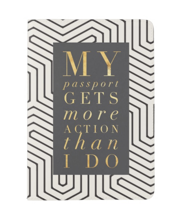 My Passport Gets More Action Cover | numinous.co