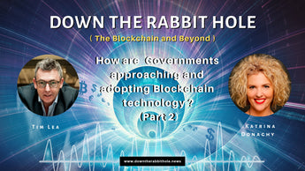 S1 Ep6 (Part 2) How are Governments approaching and adopting Blockchain technology ?