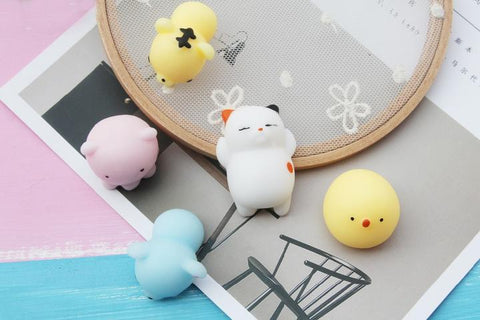 Toys - Cute Squishy Toys Stress Reliever
