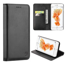 Load image into Gallery viewer, GENTLEMAN MAGNETIC FLIP LEATHR WALLET CASE