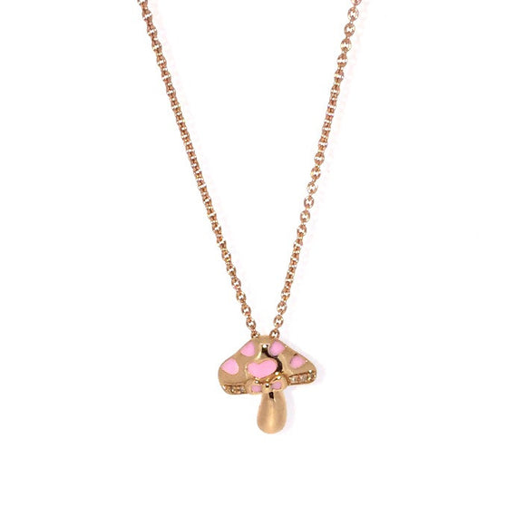 Mushroom Necklace - Baby Jewellery Collection
