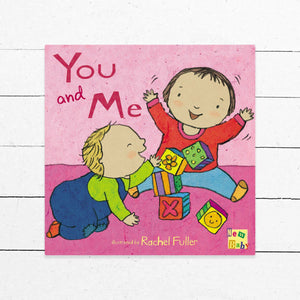 You and Me Board Book