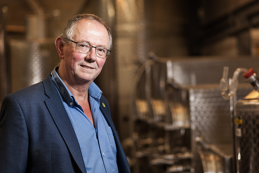 Video of Wine Talks British Business with Chris Foss