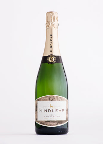 Hindleap Blanc de Blanc Sparkling White wine The English Wine Collection