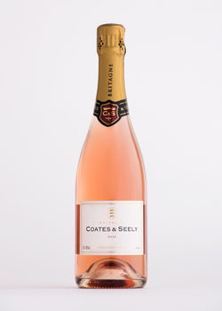 Coates and Seely Sparkling Rose wine The English Wine Collection