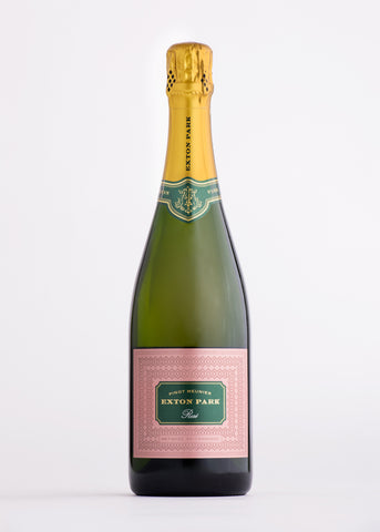 Exton Park Pinot Meunier Sparkling Rosé The English Wine Collection