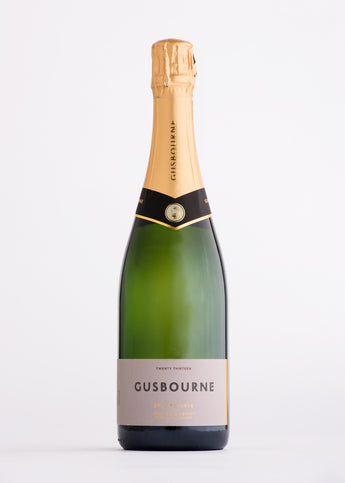 Gusbourne Brut Reserve Sparkling White Wine The English Wine Collection