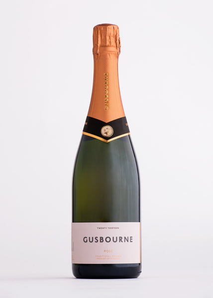 Gusbourne Sparkling Rosé The English Wine Collection