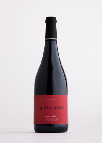Gusbourne Pinot Noir Red Wine The English Wine Collection