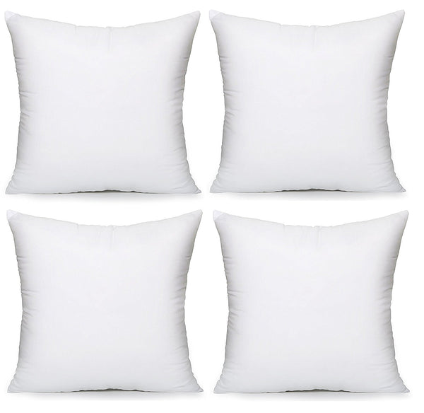 Pillow Insert - Set Of Four