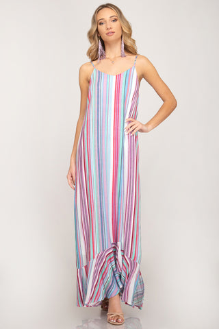 Kellen Faux Wrap Dress