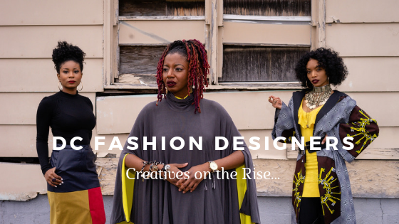 Sun Gods Presents: DC Fashion Designers!