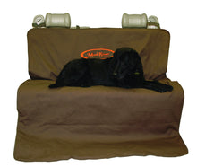 Two Barrel Double Seat Cover