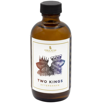 Noble Otter Two Kings Aftershave Splash 100ml